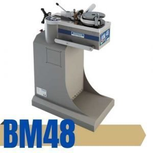 BM48 Giętarki Obrotowe
