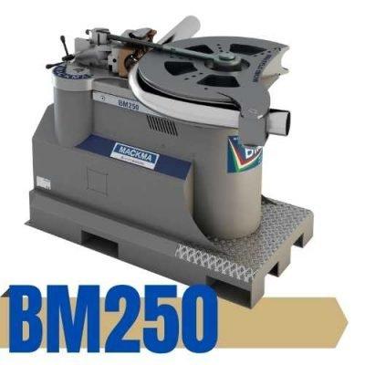 BM250 Giętarki Obrotowe