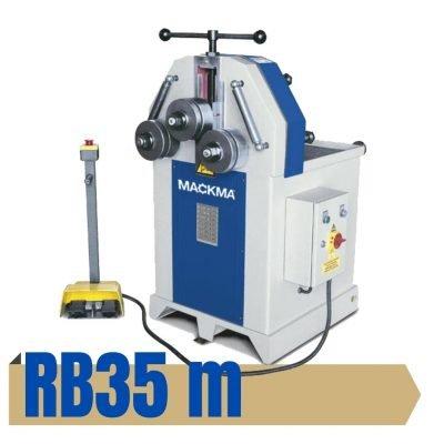 RB35m Giętarki Rolkowe