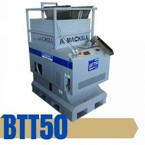 BTT50 Brykieciarki